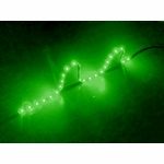 "24"" LED Strip Light 12V - Green"