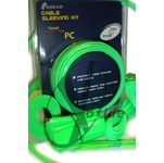 Xoxide Wire Sleeving Kit (UV Green)