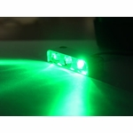 Green Lazer LED Light Kit