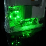 XCM Xbox 360 Twin Fan Core Cooler v2 - Green LED