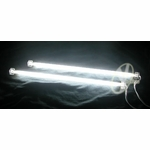 12in Dual White Cold Cathode Kit