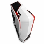 NZXT Crafted Series Phantom Case - White/Red