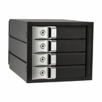 Kingwin Multi-Bay Internal Rack, 4 Drives For 3 Bay Space For SATA