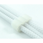3 Wire Kobra SS Cable Bundler (White)