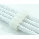 4 Wire Kobra SS Cable Bundler (White)