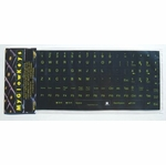 Glow Keys Illuminated Keyboard Stickers