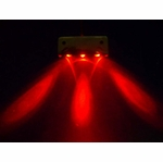 Red Lazer LED Light Kit