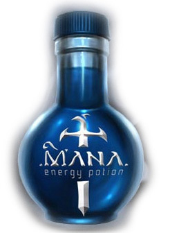 Mana Energy Potion - 50ml