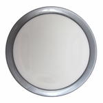 DEMCiflex 140 Magnetic Fan Dust Filter Round - Metallic Silver