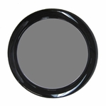 DEMCiflex 92 Magnetic Fan Dust Filter Round - Black
