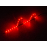 "24"" LED Strip Light 12V - Red"