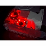XCM Xbox 360 Twin Fan Core Cooler v2 - Red LED