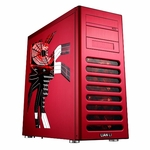 Lian Li PC-8FI Case - Red