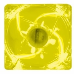 Kingwin 120mm LED Case Fan - Yellow