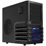 Thermaltake Level 10 GTS Mid Tower Case - Black