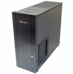 Silverstone TJ-10 Case with USB 3.0 - Black
