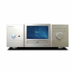 Moneual Lab MonCaso 932P HTPC Case w/ Touch Screen - Silver