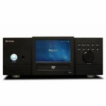 Moneual Lab MonCaso 932B HTPC Case w/ Touch Screen - Black