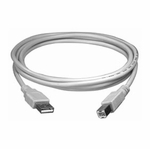 5ft USB 2.0 A to B Cable