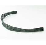 mod/smart Kobra Cables 8pin 12volt EPS Power Extension (Carbon Fiber) 24 Inch