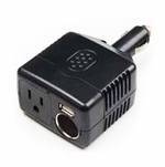 150W AC Power Inverter w/USB Port
