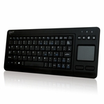 Arctic Cooling K481 Wireless Keyboard with Multi-Touch Pad