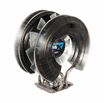 Zalman-CNPS9900 MAX CPU Cooler - Red LED