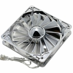 Aerocool Turbine 1000 Silver 120mm LED Fan