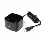 BGEARS Vibro USB Speaker Sound System - Black
