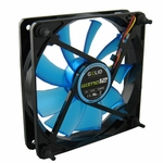 Gelid Solutions WING 12 - 120mm Gamer Case Fan - UV Blue