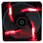 Bitfenix Spectre 120mm LED Case Fan - Red