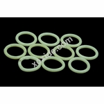 Phobya O-ring (G1/4 Inch) UV-Reactive White (10)