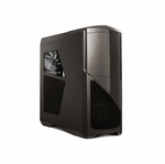 NZXT Phantom 630 Modular Ultra Full Tower Case - Gunmetal
