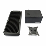 XSPC RayStorm 750 RS240 Water Cooling Kit
