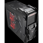 Aerocool Mechatron - Black Steel Edition Case