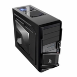 Thermaltake Commander MS-I Mid-Tower Case - Black