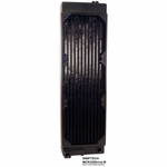 Swiftech MCR320-DRIVE-B 3x120 Radiator w/ Integrated Pump Housing & Reservoir (no pump)
