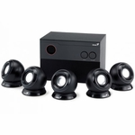 Genius SW-5.1 1005 26-Watt 6-Piece Speaker System