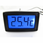 XSPC LCD Temperature Sensor (Blue) V2