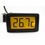 XSPC LCD Temperature Sensor (Yellow) V2