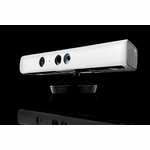 XCM Piano White XBOX 360 Kinect Replacement Case