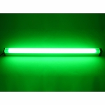 "Logisys 12"" Frontal Light Bar - Green"