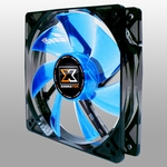 Xigmatek - XLF-F1256 120mm LED Case Fan - Blue