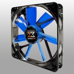 Xigmatek - XLF-F1454 140mm LED Case Fan - Blue