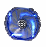 Bitfenix Spectre Pro 230mm LED Case Fan - Blue