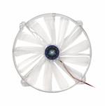 Kingwin 200mm Long-Life Bearing Blue LED Case Fan