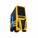 Raidmax Blade Case - Yellow