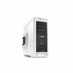 Sentey - Arvina GS-6400B Full Tower Case - White