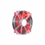 Cooler Master MegaFlow 200 Red LED Case Fan