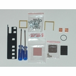 XBOX 360 RROD eXtreme Complete Repair Kit with Cooling Mods